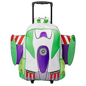 Disney Buzz Lightyear Rolling Backpack