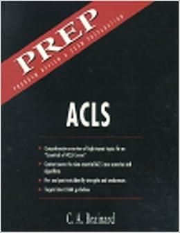 Descargar Libros Essentials Of Advanced Cardiac Life Support: Program Review And Exam Preparation Epub Gratis 2019