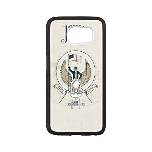 ZOEHOME Phone Case Of joker queen playing card,Hard Case !Slim and Light weight and won't fade, Scratch proof and Water proof.Compatible with All Carriers Allows access to all buttons and ports. For Samsung Galaxy S6 G9200