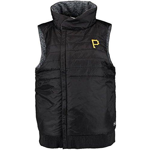 Under Armour Under Armour Pittsburgh Pirates Women's Black Performance Puffer Vest アウターウェア ジャケット/アウター 【並行輸入品】
