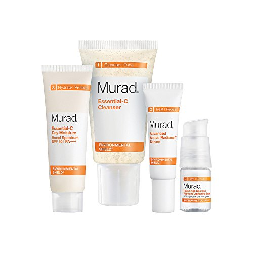 Murad Environmental Shield Radiant Skin Renewal Starter - Shield Spot