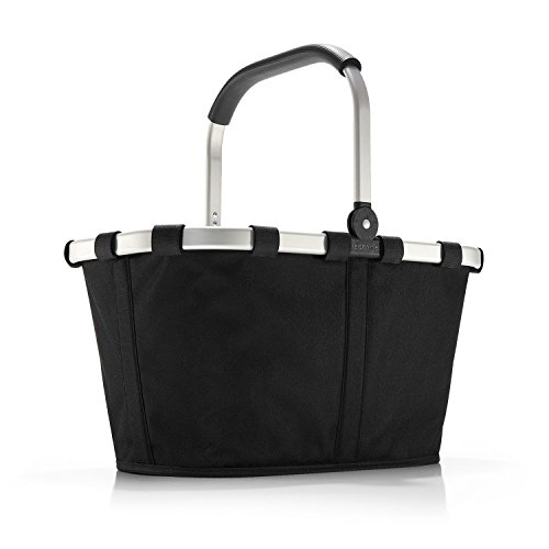 reisenthel carrybag dots Black
