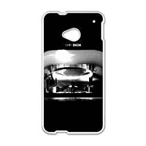 The Box HTC One M7 Cell Phone Case White Delicate gift AVS_602154