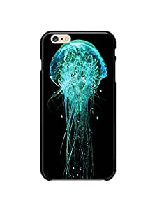 """i6p 0434 Jellyfish Glossy Case Cover For IPHONE 6 PLUS (5.5"""") by Maris's Diary"""