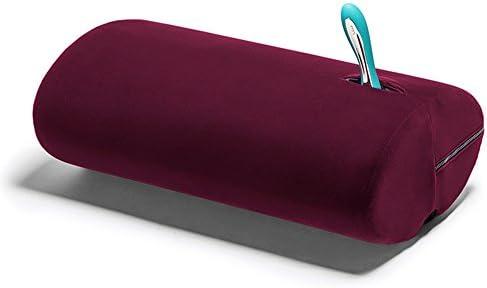Amazon Com Liberator Wing Dildo Vibrator Riding Toy Mount Merlot Health Personal Care