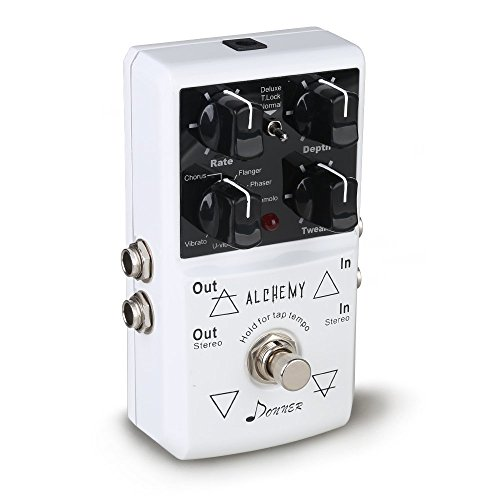 Donner Alchemy Guitar Modulation Effects