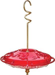 Aspects 381 Hummzinger Fancy Hummingbird Feeder – Rose SALE