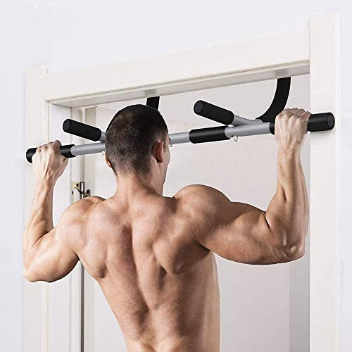 Indoor Wall On The Door Horizontal Bar Household Sandbag Shelf Arm Force Trainer Fitness Motion Equipment Family History Pull-Up Up Training Machine