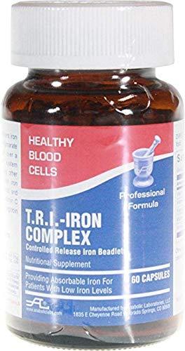 Anabolic Laboratories TRI Iron Complex 60 Caps For Sale