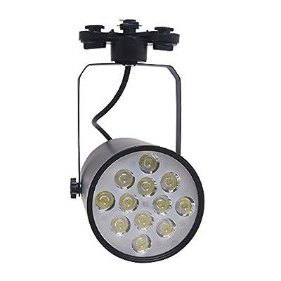 Excellent LED Track Spotlight Power 12W Warm White Lamp Ceiling Light For Shop Hotels Voltage85-265V 900LM