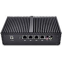 4 Ethernet Lan Port Pocket PC Computer QOTOM-Q310G4 4G Ram 256G SSD Intel Dual Core 3215U HD Graphics