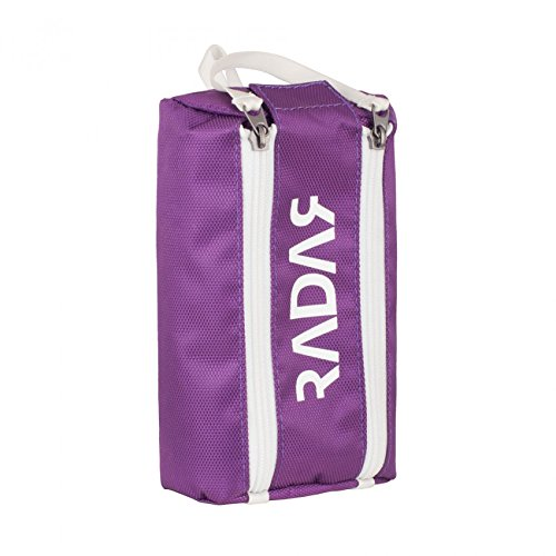 Radar Wheelie Bag - New for 2017 - Quad Wheel Bags areNow Available in 8 Vibrant Colors! - Purple