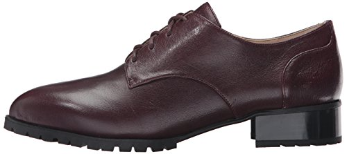 Pictures of Nine West Women's Lilianne Leather Oxford Black 5 M US 5