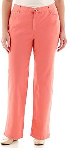 Gloria Vanderbilt Plus Size Amanda Classic-fit Jeans