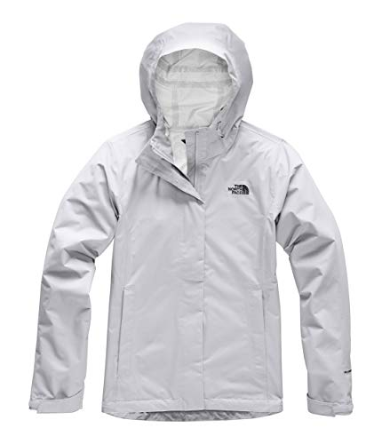 The North Face Women's Venture 2 Jacket TNF Light Grey Heather Small ()
