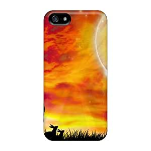 Fashion Protective A Dreamy World Case Cover For Iphone 5/5s by icecream design