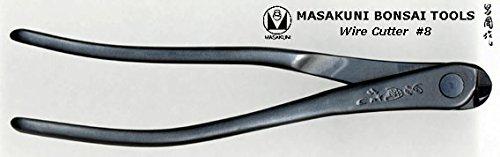 (0008)Masakuni bonsai tool Wire Cutter (S) by Masakuni