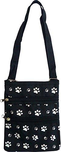 UPC 753864307982, Fashion Print Small Hipster Cross-body Bag (paw)