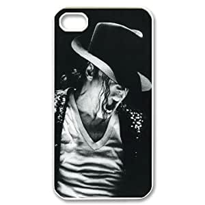 LSQDIY(R) Michael Jackson iPhone 4,4G,4S Cover Case, DIY iPhone 4,4G,4S Case Michael Jackson