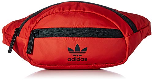 adidas Originals National Waist Pack, Scarlet/Black, One Size