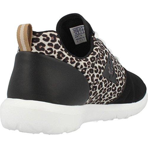 Calzado deportivo para mujer, color Negro , marca LE COQ SPORTIF, modelo Calzado Deportivo Para Mujer LE COQ SPORTIF DYNACOMF W Negro negro