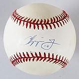 Chipper Jones Signed Baseball Braves – COA JSA