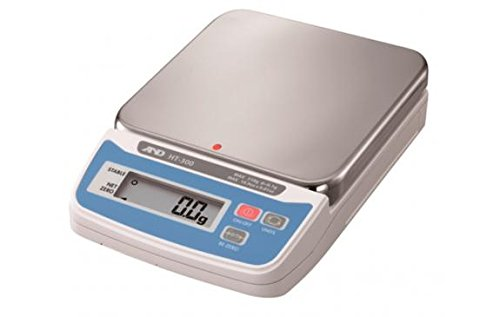 HT-300 AND Bench Scale 310 x 0.1g by AND