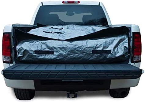 parts world USA Truck Bed Liner Tarp Protecting Cargo Size L