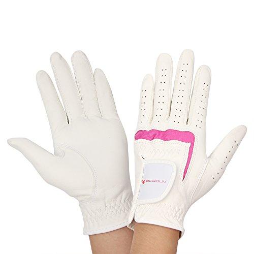 Boodun Women Cabretta Leather Left Hand Golf - Great Hrs Mall