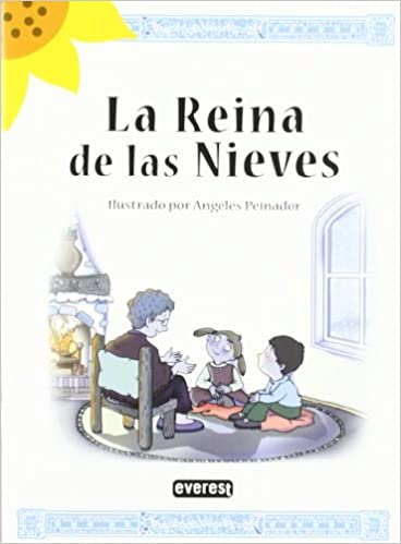 La reina de las nieves: María Ángeles, il. Peinador Arbiza: 9788424119010: Amazon.com: Books