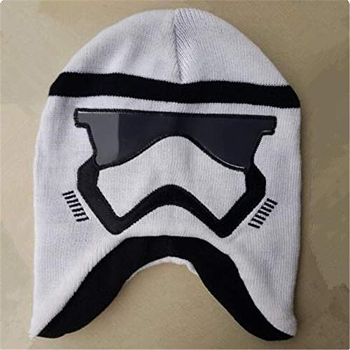 Star Cap - Movie Star Wars Hat Imperial Stormtrooper Cosplay Costumes Cap Keep Warm Cartoon Fancy - Boys Accessories Costume Boys Costume Accessories Pith With Star Baseball Movie Stormtrooper]()