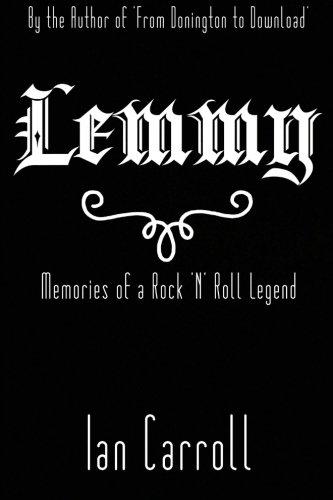 Lemmy : Memories of a Rock 'n' Roll Legend