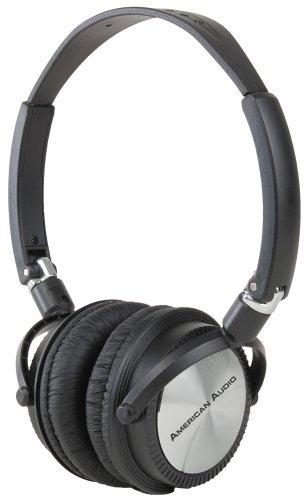 American Audio Amps - American Audio Hp200 Dj Headphones