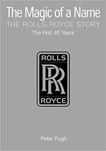 Magic Of A Name The Rolls Royce Story