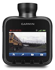 "Garmin 010-01311-10 - Grabadora de conducción (2.1 Mp, pantalla de 2.3"", GPS), color negro"