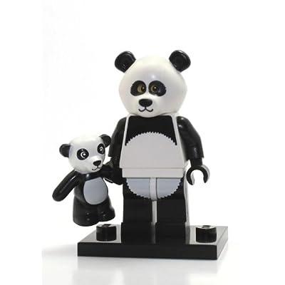 The Lego Movie Panda Guy Minifigure Series 71004: Toys & Games