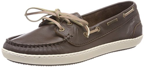 Daniel Hechter Women's 927289601000 Moccasins Brown (Dark Brown 6100) sale footlocker outlet pay with visa clearance store sale online 2015 new for sale suxxo0Nrk3