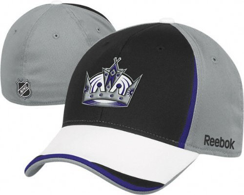 Reebok Los Angeles Kings Pro Shape Hat - Size L/XL - TT63Z