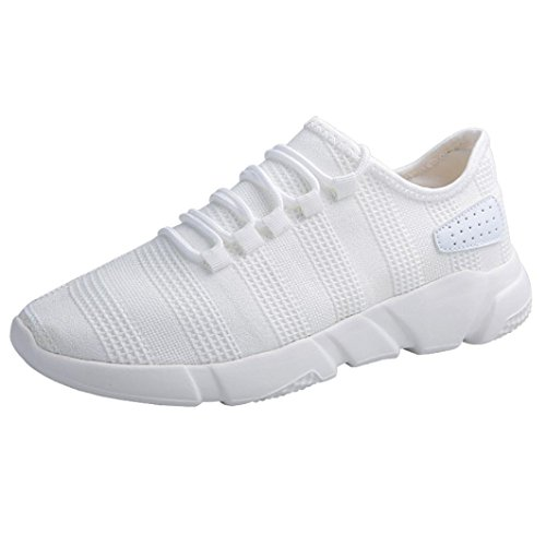 Mixte Mesh à de Basket Sport Lacets zycShang Mode de Casual Mode Shoes Masculine Sport Adulte Beathable Sneakers Blanc Chaussures Baskets Chaussures Mode qx4fEwg