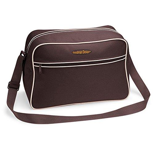 Goodman Design ::: Freizeit-Tasche ::: ideal für Sport und Picknick