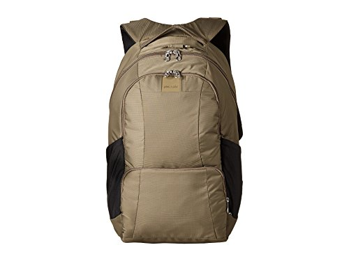 Pacsafe Metrosafe LS450 25 Liter Anti Theft Laptop Backpack - with Padded 15
