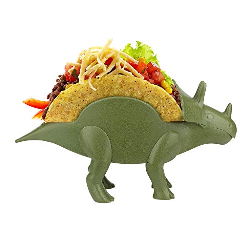 Bench Upholstered Chocolate - Ceramic Tortilla Warmer, Dinosaur Tortilla Dish Tortilla Scaffold The Perfect Gift For Kids and Adults (Green)