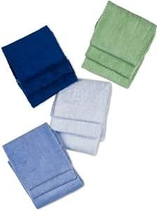 Gerber 12 Pack Wash Cloth Set, Blue (Discontinued by Manufacturer)