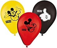 Regina Mickey 9'' 101957.0 Pack 25 Balões,