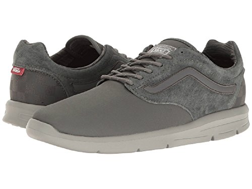 Vans Iso 1.5 Transit Line Pewter Checker Mens Sneakers (Medium/) KtsOE