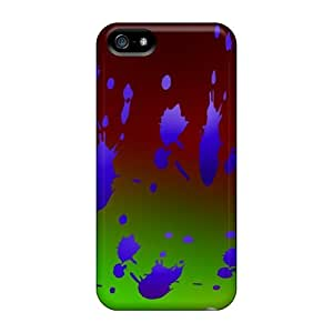 Shock-dirt Proof Rain Case Cover For Iphone 5/5s