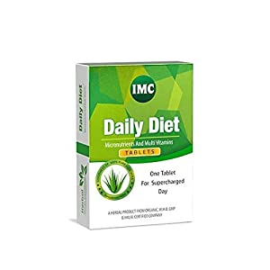 Imc Daily Diet Tablets – 30 Tablets