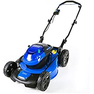 kobalt 40-volt brushless lithium ion 20-in cordless electric lawn mower  (battery