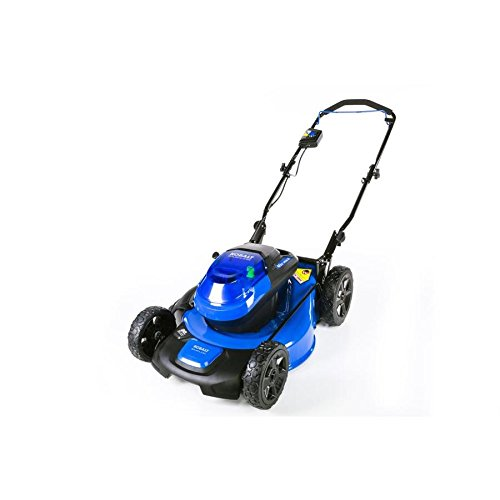 Kobalt 40-volt Brushless Lithium Ion 20-in Cordless Electric Lawn Mower (Battery not included