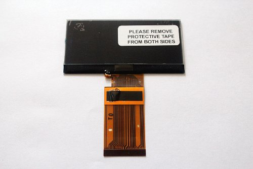 Replacement LCD Display Compatible with Mercedes C-class W203 Instrument Cluster Pixel Repair
